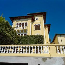 V2008CC Castiglioncello Apartment in Liberty Villa on Sea Tuscany (20)
