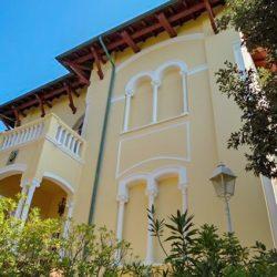 V2008CC Castiglioncello Apartment in Liberty Villa on Sea Tuscany (21)