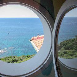 V2008CC Castiglioncello Apartment in Liberty Villa on Sea Tuscany (4)-1200