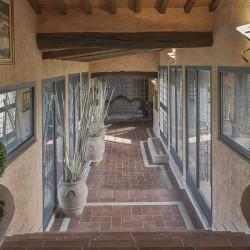 corridoio archi
