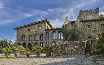 Chianti Property with Ancient Watch Tower