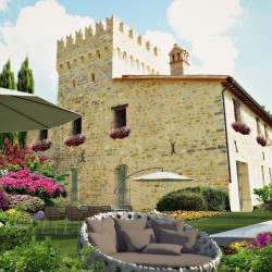 Castle in Le Marche for Sale image17