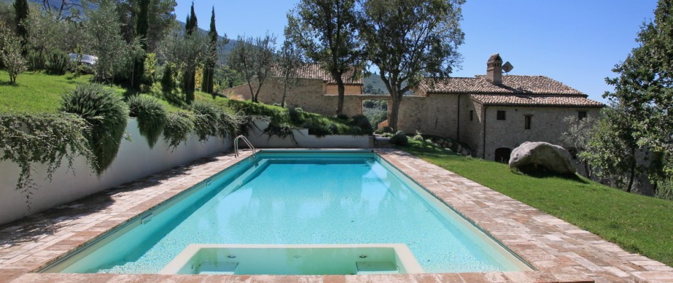 Trevi Farmhouses With Annex And Swimming Pool Casa Tuscany