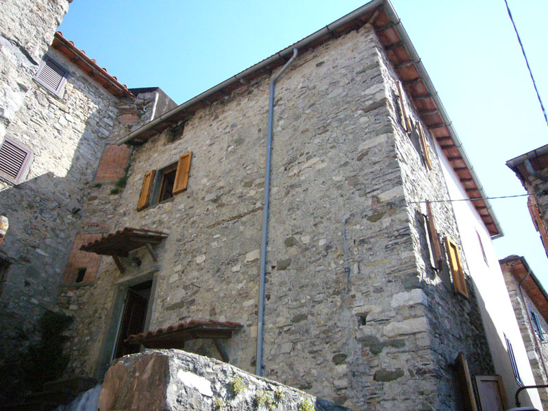 Tuscan Village House Near Bagni Di Lucca Casa Tuscany