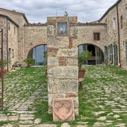 Val D'Orcia Estate with Organic Farm and Apartments (43)