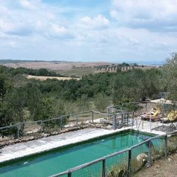 Val D'Orcia Estate with Organic Farm and Apartments (44)