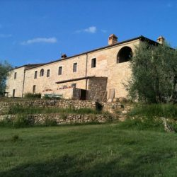 Val D'Orcia Estate with Organic Farm and Apartments (6)