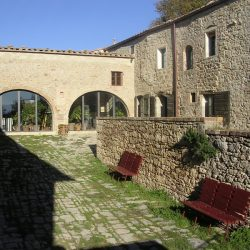 Val D'Orcia Estate with Organic Farm and Apartments (7)