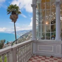 Ligurian Riviera Villa Image 1