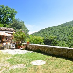 5 Bedroom Farmhouse near Trequanda 4