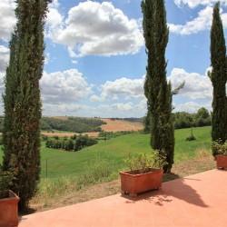 Farmhouse near Siena Image