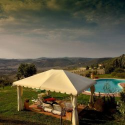 Val d'Orcia Farmhouse with Pool for Sale image 50