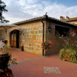 Val d'Orcia Farmhouse with Pool for Sale image 14