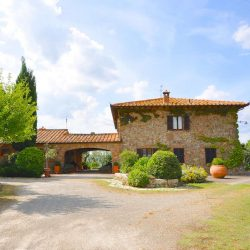 Val d'Orcia Farmhouse with Pool for Sale image 41