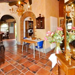Val d'Orcia Farmhouse with Pool for Sale image 33