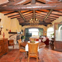 Val d'Orcia Farmhouse with Pool for Sale image 28