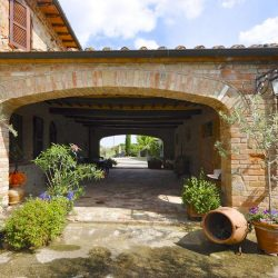 Val d'Orcia Farmhouse with Pool for Sale image 51