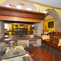 Val d'Orcia Farmhouse with Pool for Sale image 24
