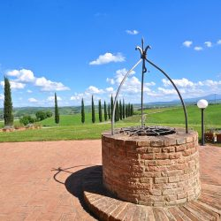 Casale in the Siena Countryside Image