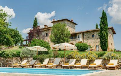 Chianti Estate with 27 Hectares near Siena