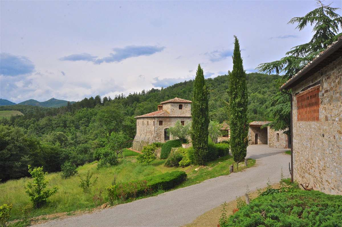 Caciaie Gaiole in Chianti 13-1200 - Casa Tuscany
