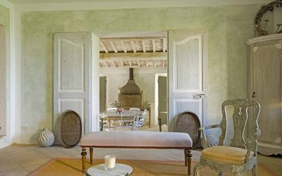 Newly Refurbished Val d'Orcia Apartments
