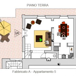 Val d'Orcia Apartments for Sale image 14