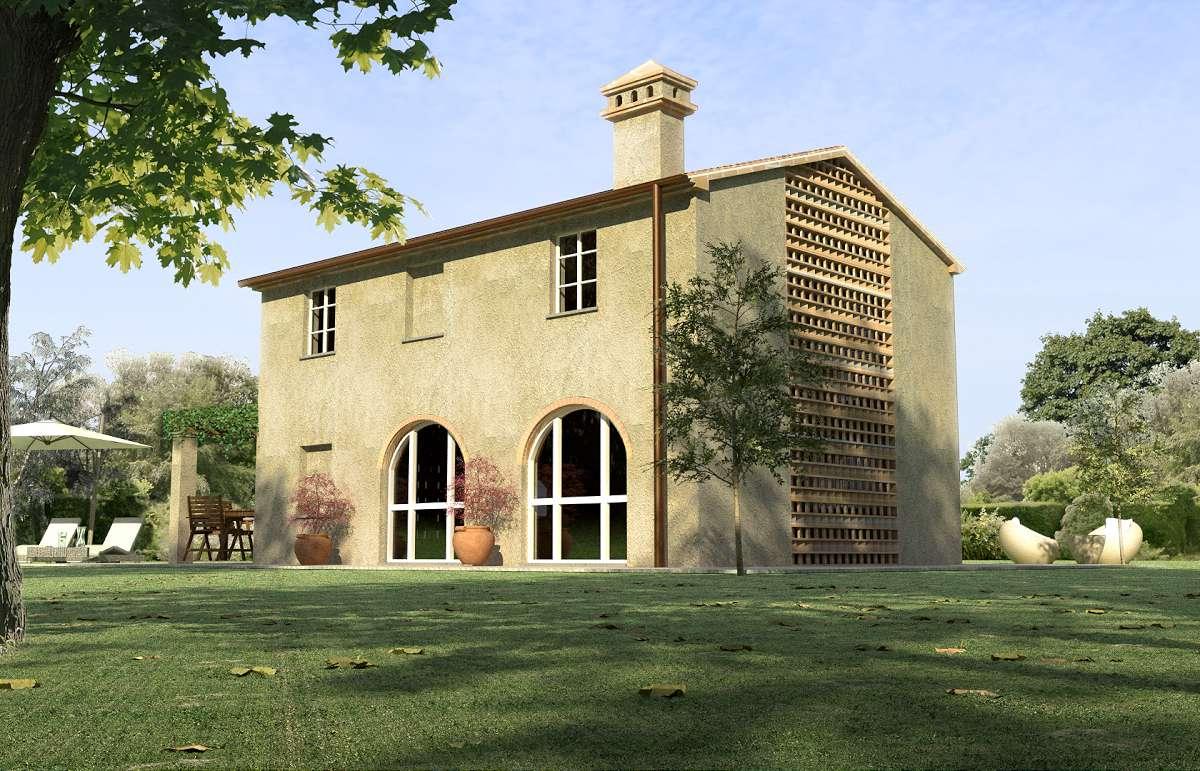 Fienile recovered barn 1200 casa tuscany for Fienile casa piani casa