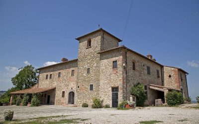 Historic Villa near Florence for Sale