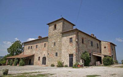 Historic Villa near Florence for Sale