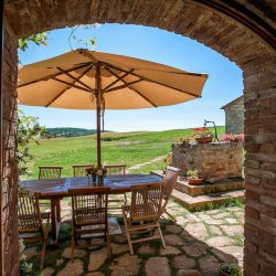 Stunning Val D'Orcia Farmhouse with Pool