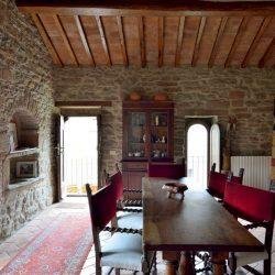 Castle near Cortona Image 1