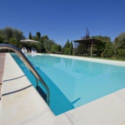 Restored Val D'Orcia Farmhouse with Pool and Olives Image 22
