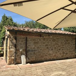 Restored Val D'Orcia Farmhouse with Pool and Olives Image 18