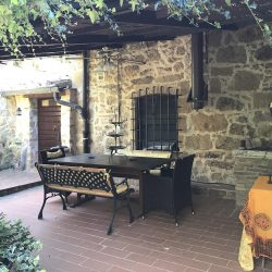 Restored Val D'Orcia Farmhouse with Pool and Olives Image 17