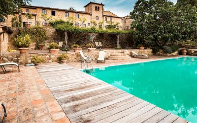 Wine Estate near Florence with 80 Hectares
