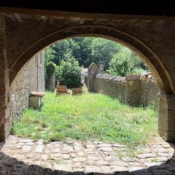 Val d'Orcia Farmhouse Image