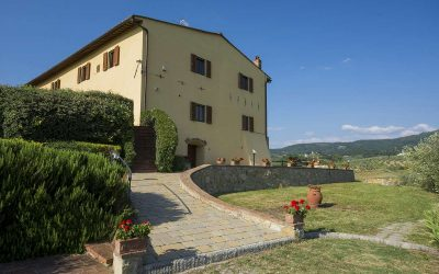 Villa near Florence with Lovely Views