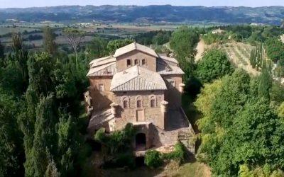 14th Century Castle in Umbria