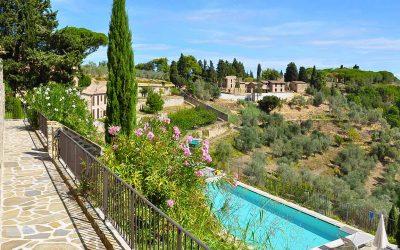 Borgo Apartment near Castelfalfi with Pool