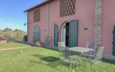 Two Storey Apartment with Garden in Luxury Borgo