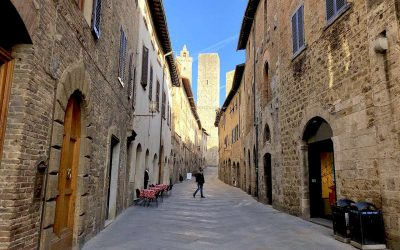 San Gimignano Apartment in Old Town Centre