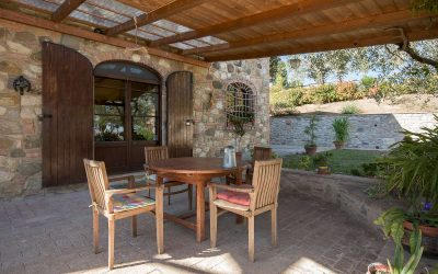 Montepulciano Farmhouse with Views over Town