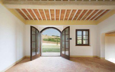 Newly Restored Borgo Apartment near Pienza