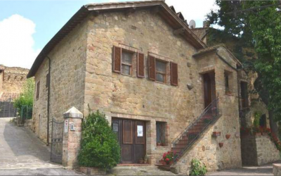 Pienza House with Private Garden