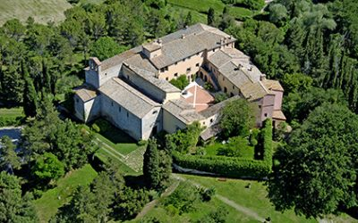 Abbey with 11 Farmhouses + 850 Hectares