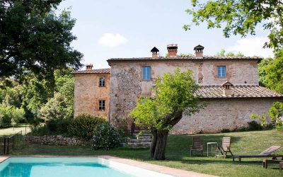 Siena Villa with Annex, Pool and 20 Hectares