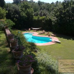 Ancient Villa With Pool Overlooking Asciano, Siena 12