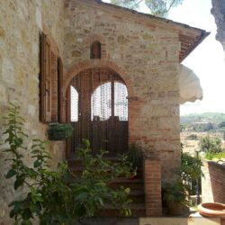 Ancient Villa With Pool Overlooking Asciano, Siena 13