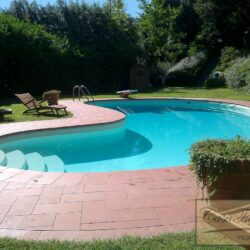 Ancient Villa With Pool Overlooking Asciano, Siena 14